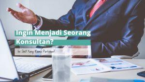 tips memulai karir konsultan